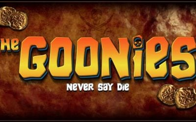 The Goonies: Never Say Die Slot Game from Blueprint Gaming