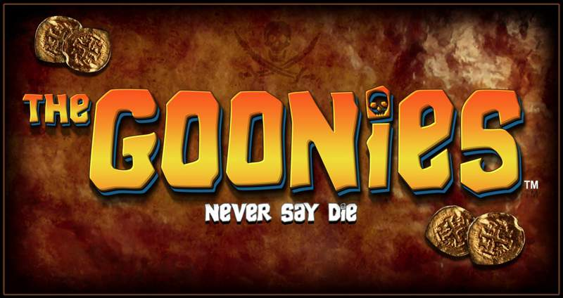The Goonies: Never Say Die Slot Game