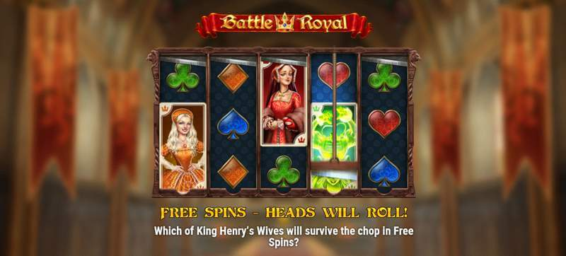 Battle Royal is a Fun New Slot Game with a Historical Theme