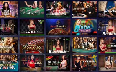 Live Dealer Casino Games: A Comprehensive Guide