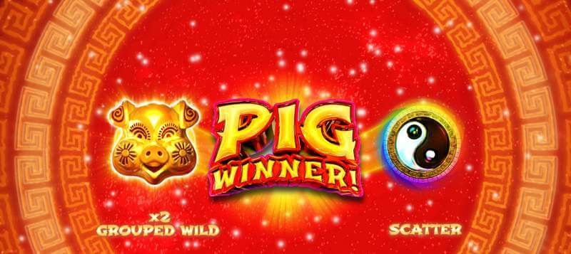 Pig Winner! Slot Game