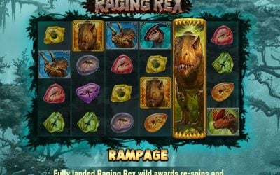 Raging Rex Slot is an Archaeological Expedition to the Jurassic Age