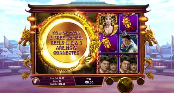 Wu Zetian Free Games Feature