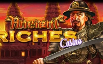 Ancient Riches Casino is a New Chinese Themed Slot Game