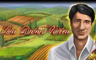 La Dolce Vita Slot Game Reflects the Beauty of the Italian Wine Region