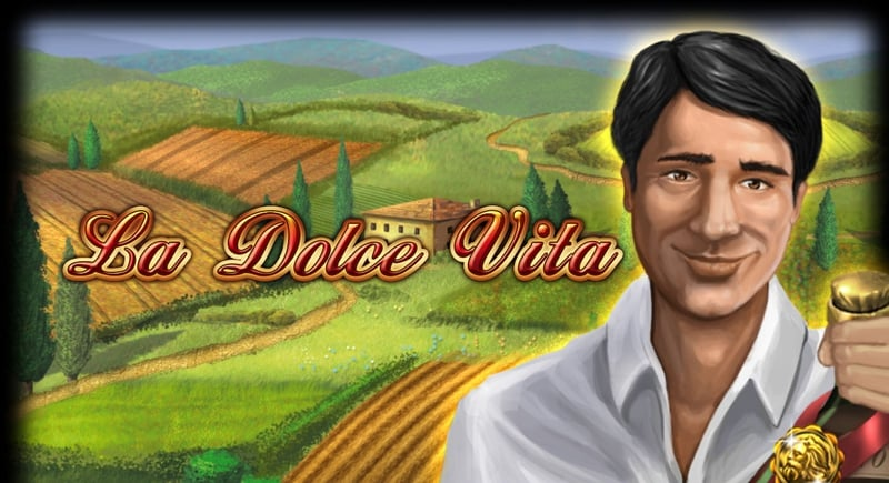 La Dolce Vita Slot Game