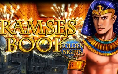 Ramses Book is a New Video Slot Game from Oryx Gaming