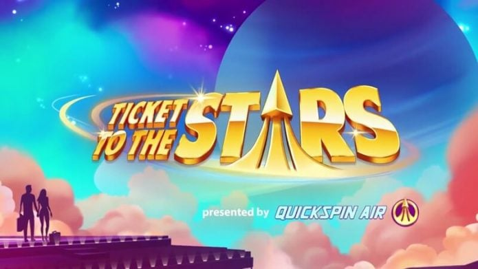 Ticket to the Starts Slot Game