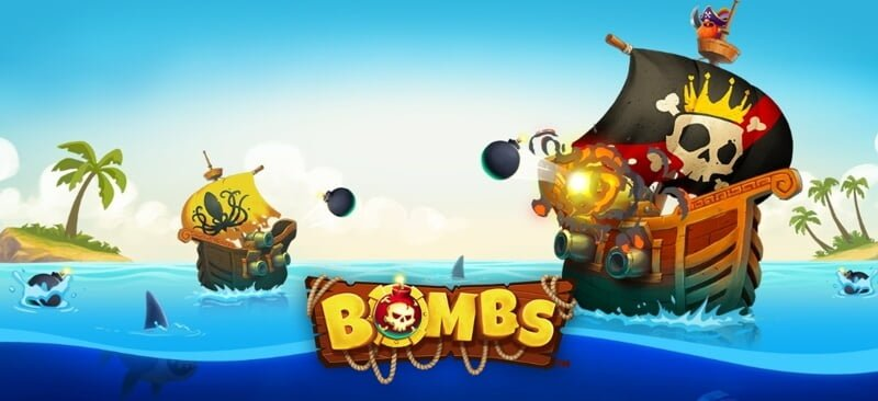 Bombs is an Explosive New Video Slot Game from Playtech