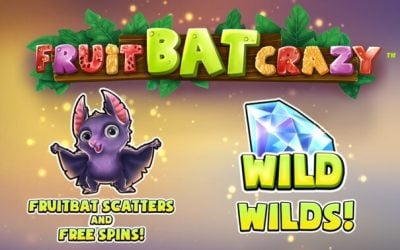 Fruitbat Crazy is a New Video Slot Game from BetSoft