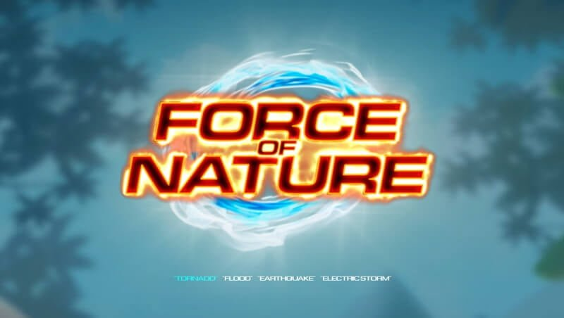 Force of Nature is a Thunderous New Slot from Leander Games