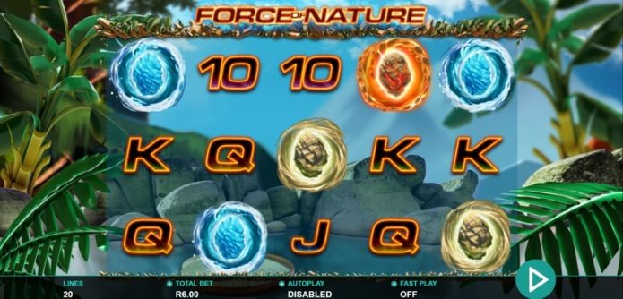 Fore of Nature Video Slot Game