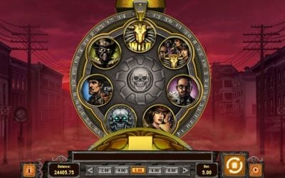 Golden Colts is a Wild West Themed Slot from Play'nGo