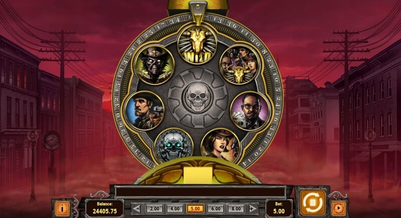 Golden Colt Slot Game