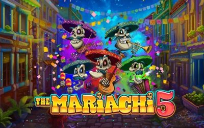 The Mariachi 5 Video Slot from Realtime Gaming