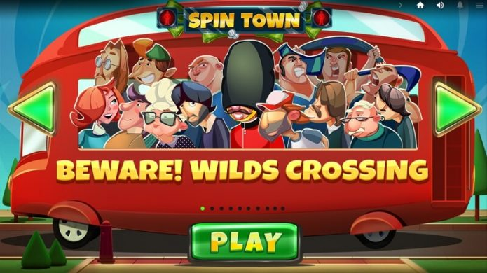 Spin Town Slot Game
