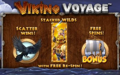 Viking Voyage is an Exciting New Slot Game from Betsoft
