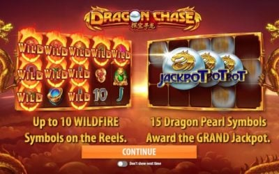 Dragon Chase is a Fire Spitting New Slot Game from Quickspin
