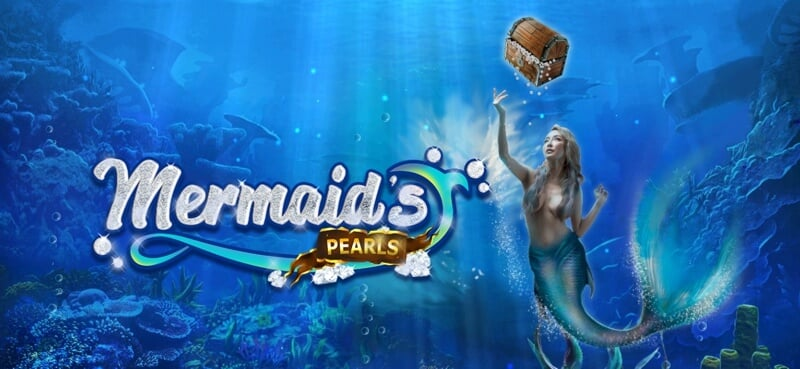 Mermaid's Pearls Video Slot Game from Realtime Gaming