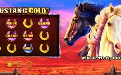 Mustang Gold Slot Gallops onto Your Desktop and Mobile Screens
