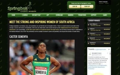 Springbok Casino Salutes Inspiring South African Women