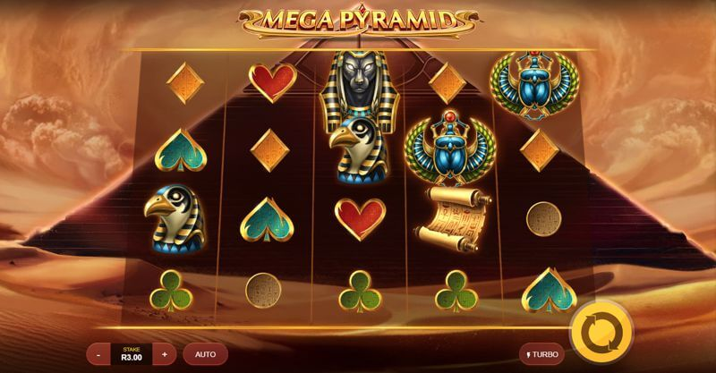 Mega Pyramid Video Slot Game