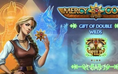 Reel in the fortunes of the Pharaohs in Mercy of the Gods™
