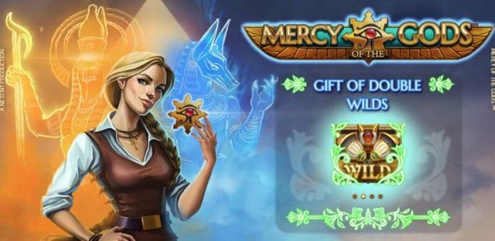 Mercy of the Gods Video Slot Game