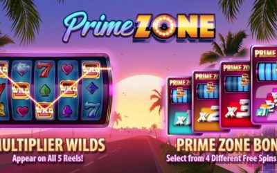 Prime Zone is a New Slot Game from the Quickspin Stable