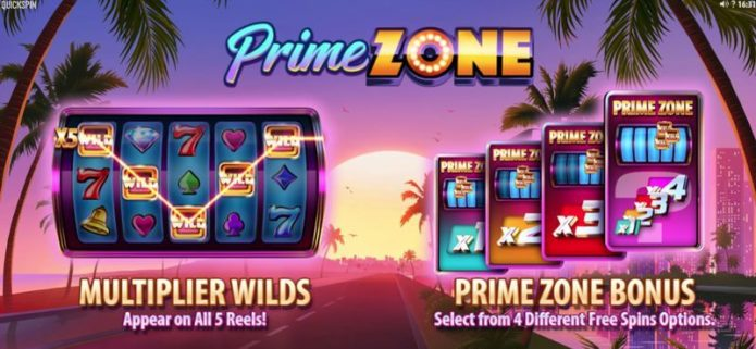 Prime Zone Slot Game
