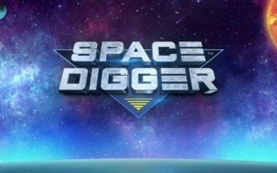 Space Digger is a New Slot Game from Playtech Gaming