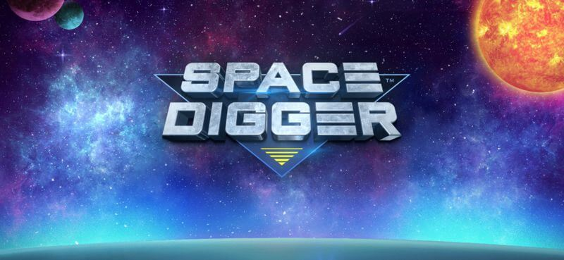 Space Digger Slot Game
