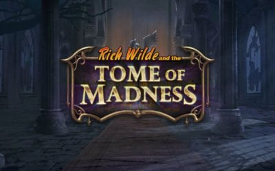 Rich Wilde and the Tome of Madness Slot Game from Play'nGO