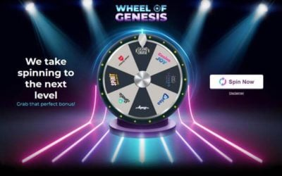 Wheel of Genesis – the Wheel is Waiting!