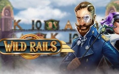 Wild Rails is a New Horizontal Slot Game from Play'n Go