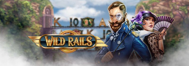 Wild Rails Slot Game