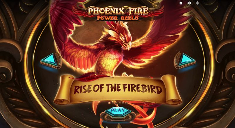 Phoenix Fire Power Reels Slot from Red Tiger Gaming