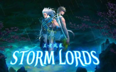 Storm Lords is an Asian Themed Slot Game from RTG
