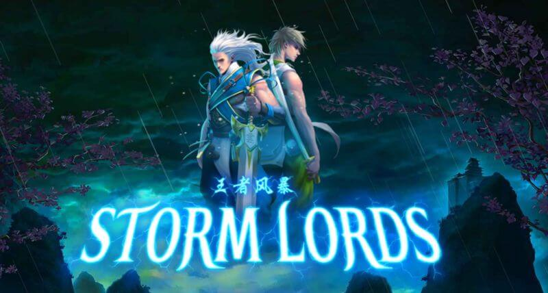 Storm Lords Slot Game
