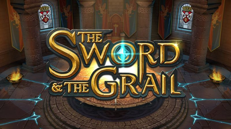 The Sword & The Grail Slot Game from Play'n GO