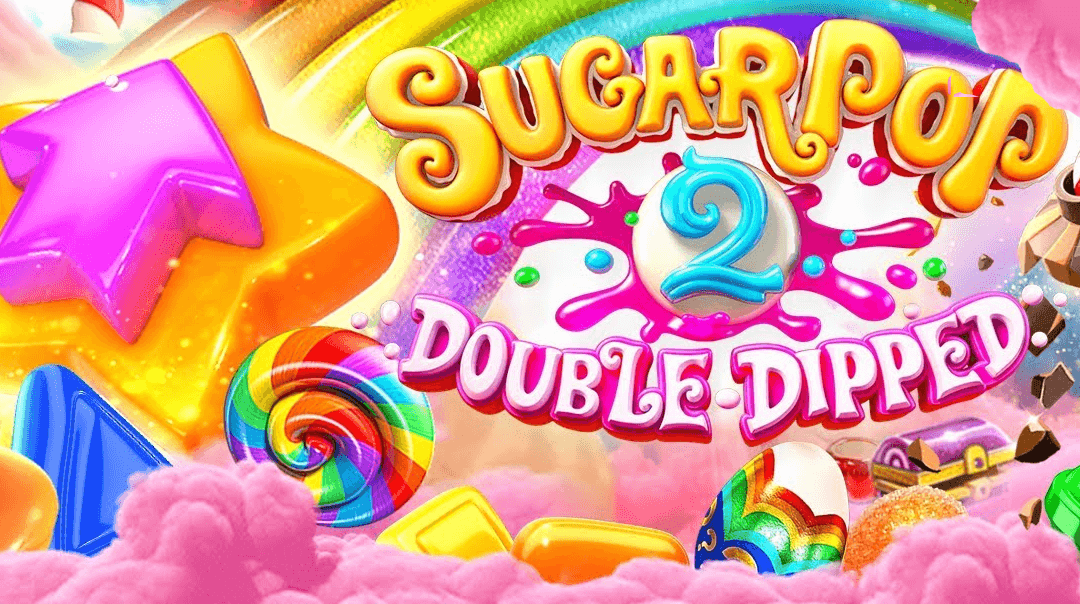 Sugar Pop 2 Double Dipped Slot Game from Betsoft