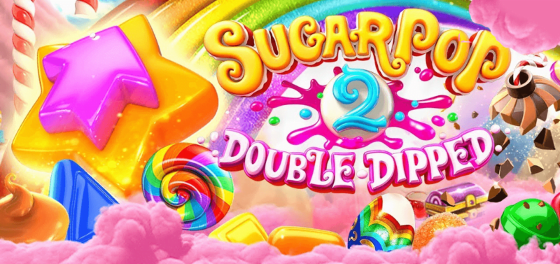 Sugar Pop 2 Double Dipped Video Slot Game