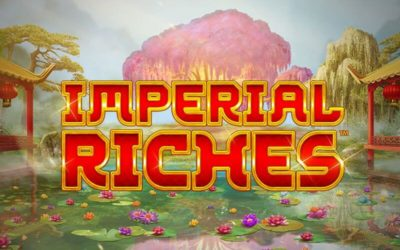 Imperial Riches™ – A slot game fit for an Emperor!