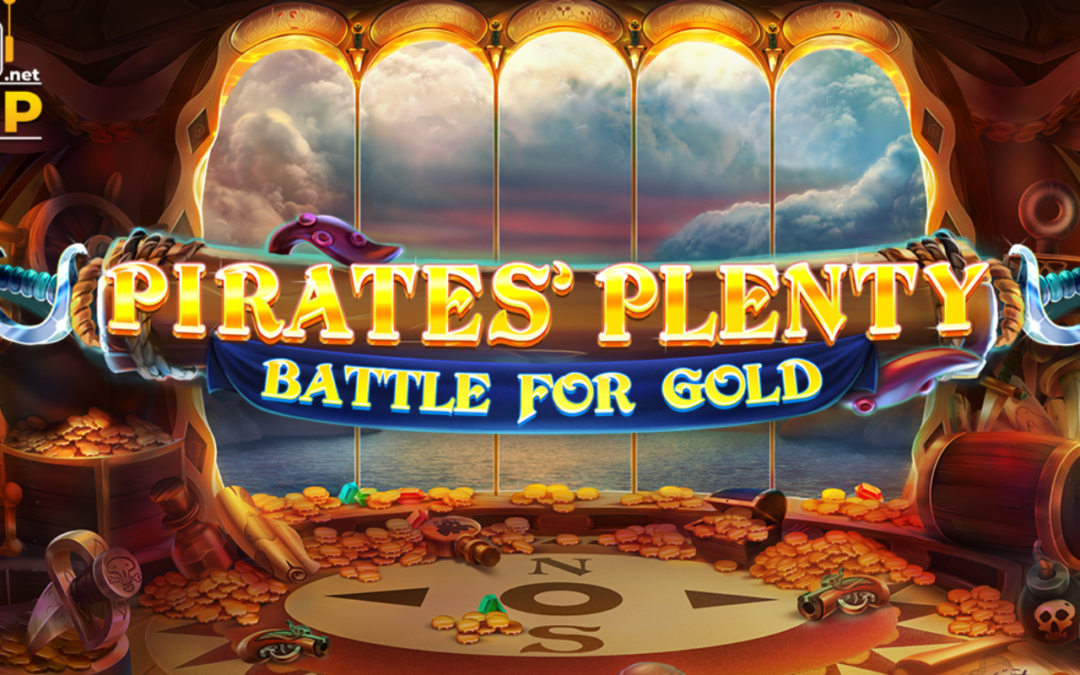 Pirates' Plenty Battle for Gold from Red Tiger Gaming