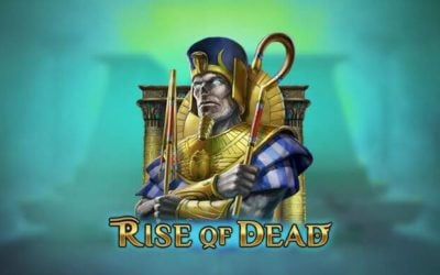 Rise of Dead is a New Slot Game from Play'n GO