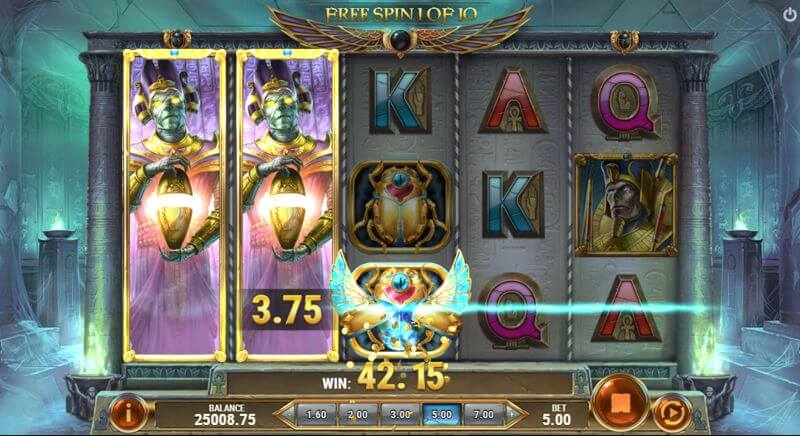 Rise of Dead Video Slot Game