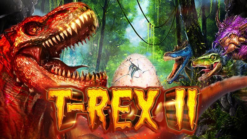 T-Rex II Slot Game