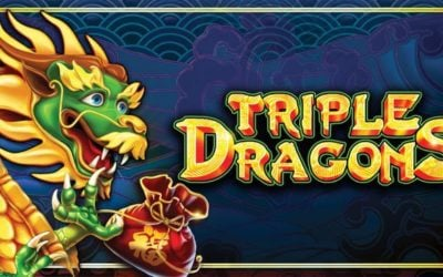 Triple Dragons Slot with Re-Spin Until You Win Feature