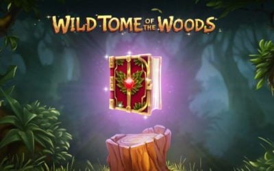 Wild Tome of the Woods is a New Slot Game from Quickspin