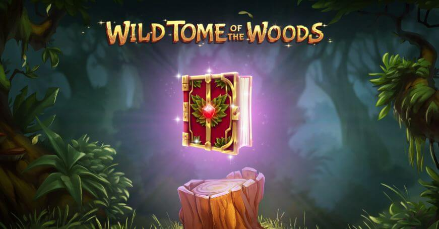 Wild Tome of the Woods Slot Game